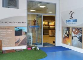 Showroom Mezzocorona - CONFORTI PAVIMENTI