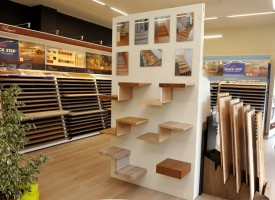 Showroom di Cles - CONFORTI PAVIMENTI