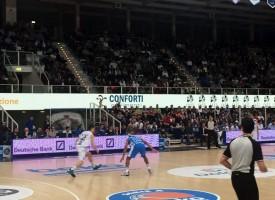 Conforti Pavimenti sponsorizza Aquila Basket