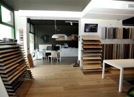 Showroom di Trento - CONFORTI PAVIMENTI