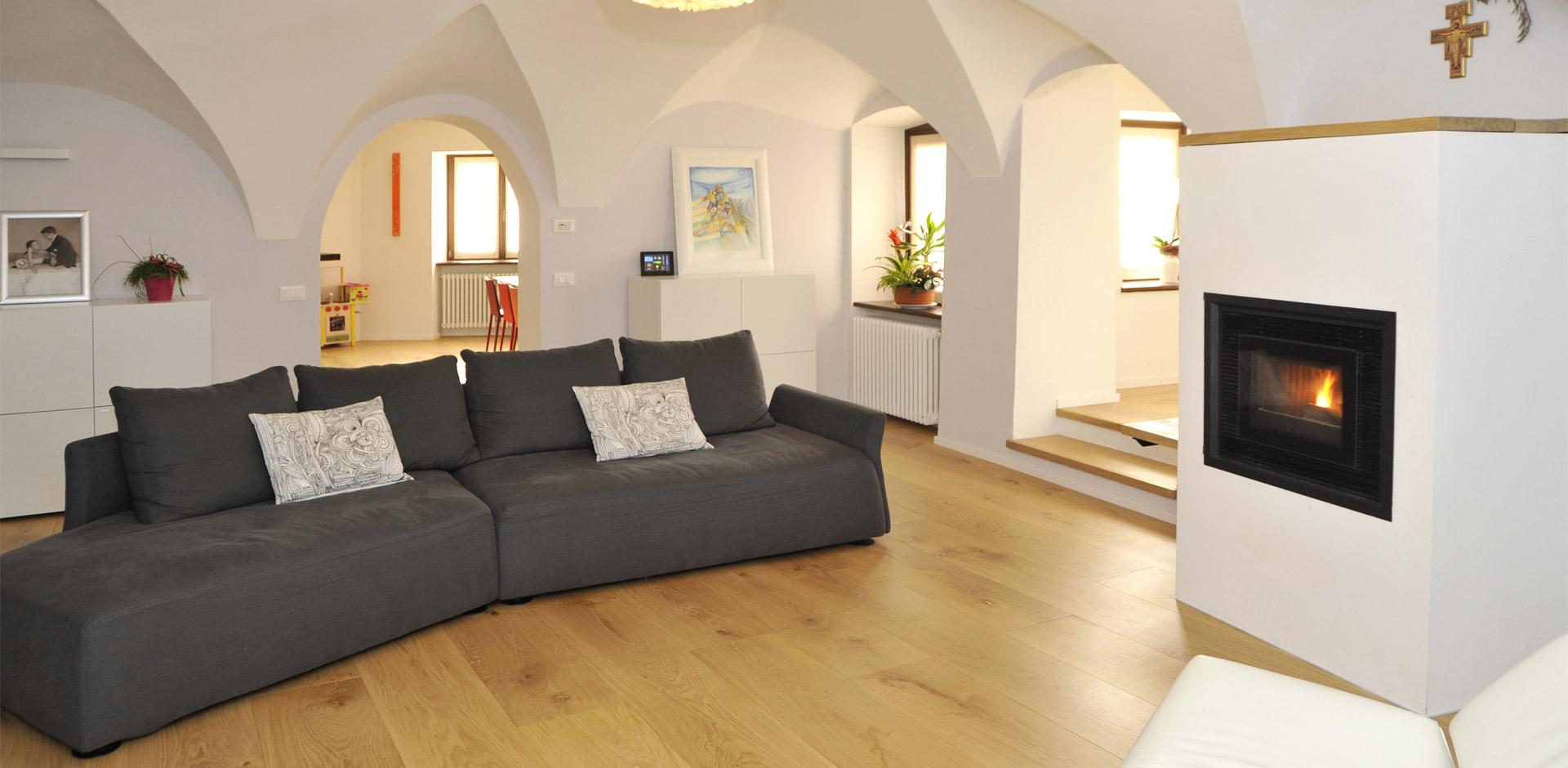 Conforti pavimenti pavimenti trento pavimenti legno for Arredo bagno trento via maccani